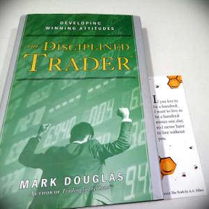 کتاب معامله گر منظم از نویسنده معروف مارک داگلاس