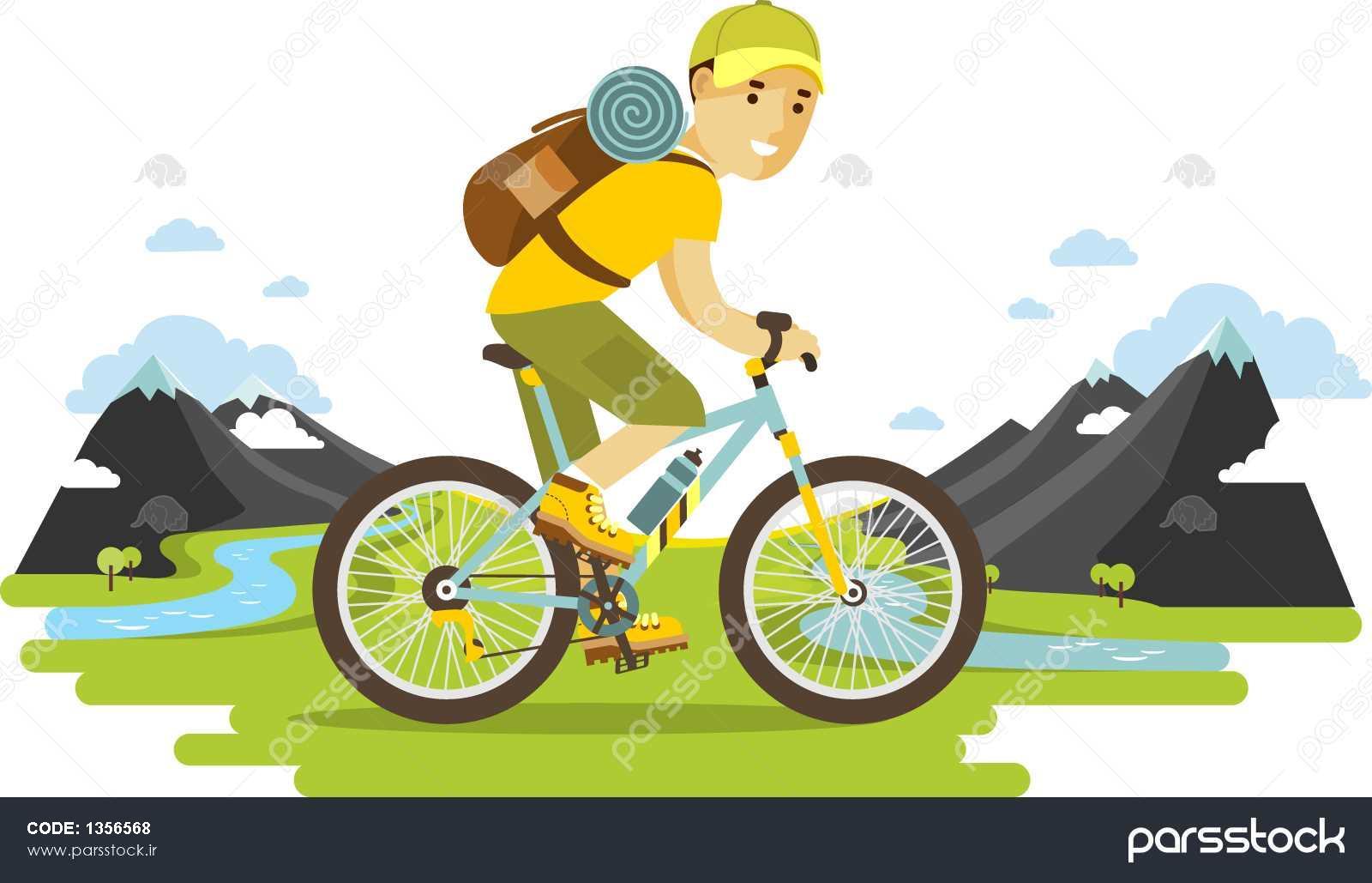 درک بهتر معامله گری با داستان دوچرخه سوار