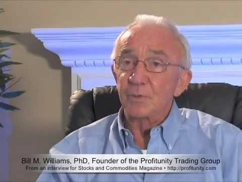 رموز موفقیت دکتر بیل ویلیام معامله گر اسطوره ای