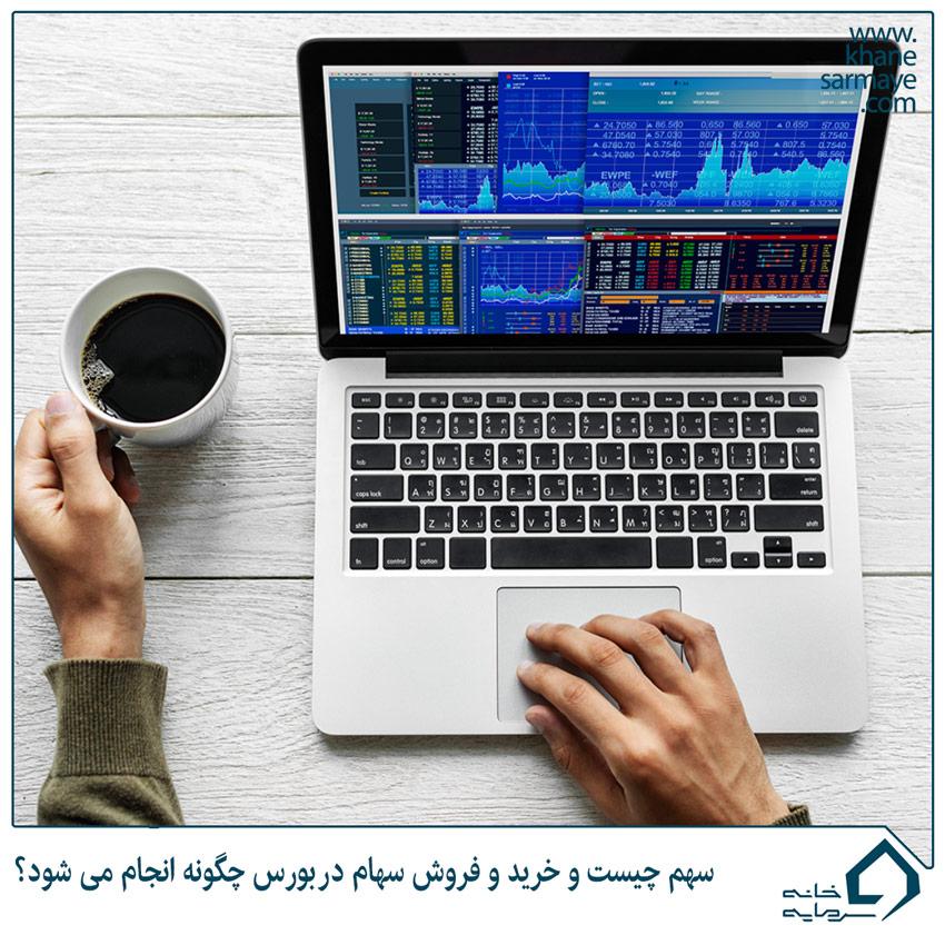 روش های خرید و فروش سهام در بورس