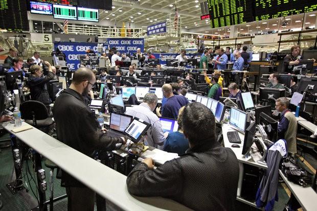 خدمات مالی و سرمایه گذاری در وال استریت