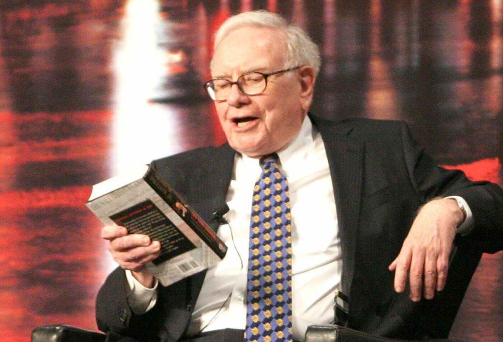کتاب وارن بافت در زمینه سرمایه گذاری