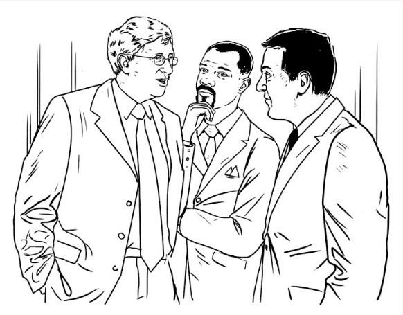 بیل گیتس کیست - زندگینامه بیل گیتس
