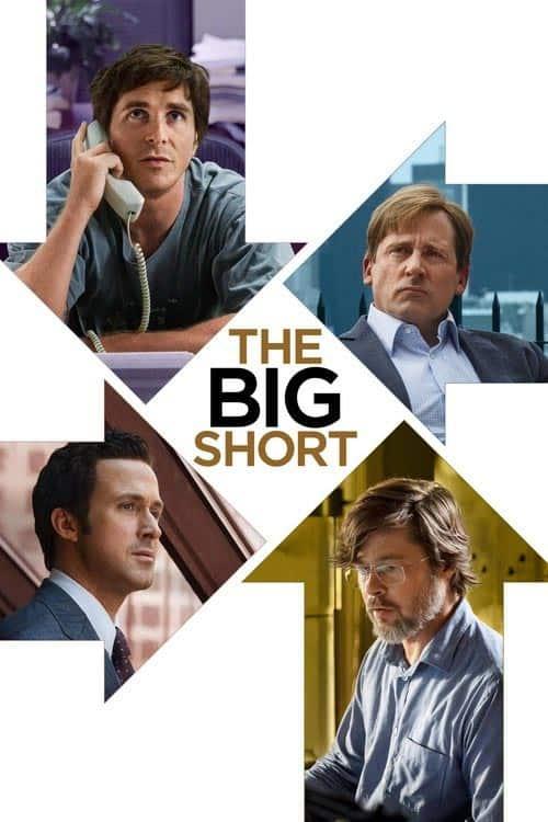 دانلود فیلم سقوط بزرگ The Big Short 2015 با دوبله فارسی