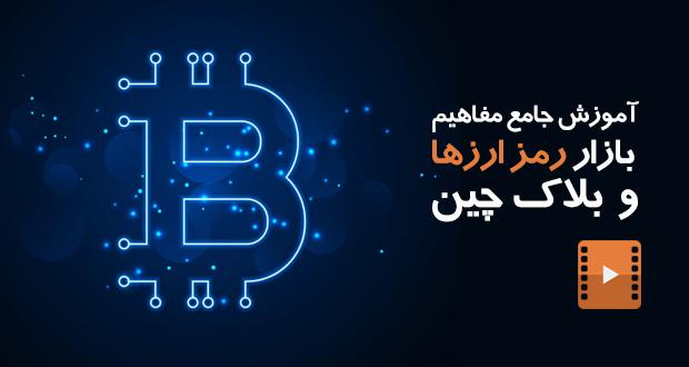فیلم آموزش کامل رمز ارزهای دیجیتال و بیت کوین بلاکچین با دکتر ابراهیم سماوی