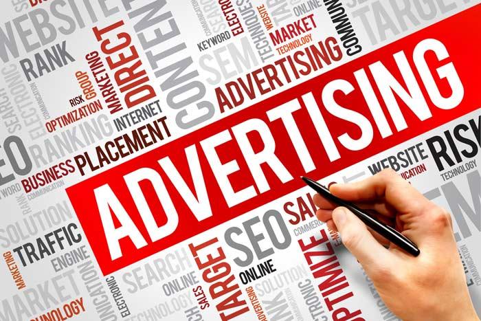 تبلیغات در بلاک چین و بیت کوین