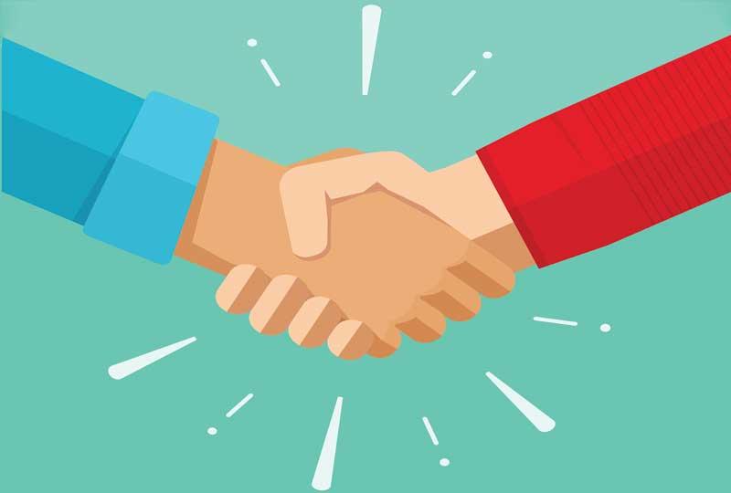 جامعه ی ، هواداران ، شراکت ها و مشاوران در ارز دیجیتال
