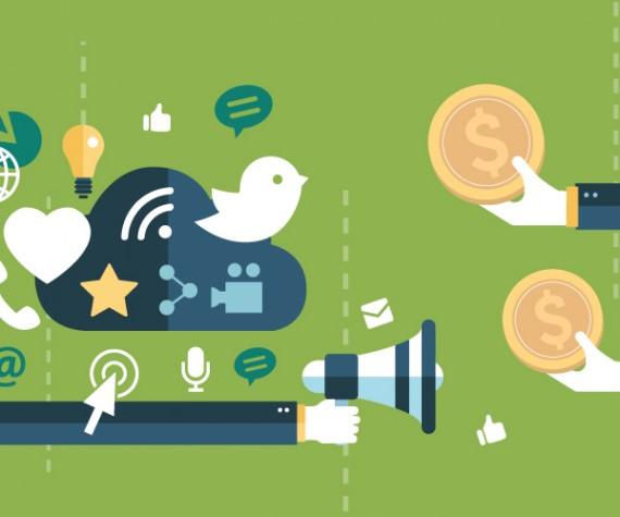 آموزش کسب درآمد از شبکه اجتماعی به شیوه فروش محصول