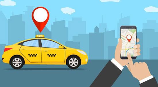 تاکسی اینترنتی کسب درامد