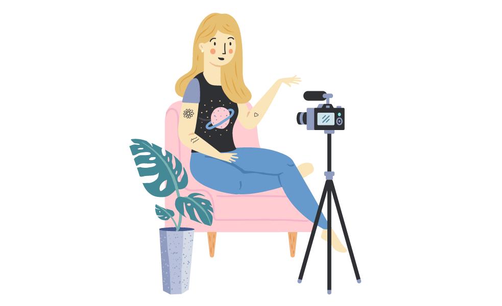 آموزش کسب درآمد از بارگذاری ویدئو یا فیلم