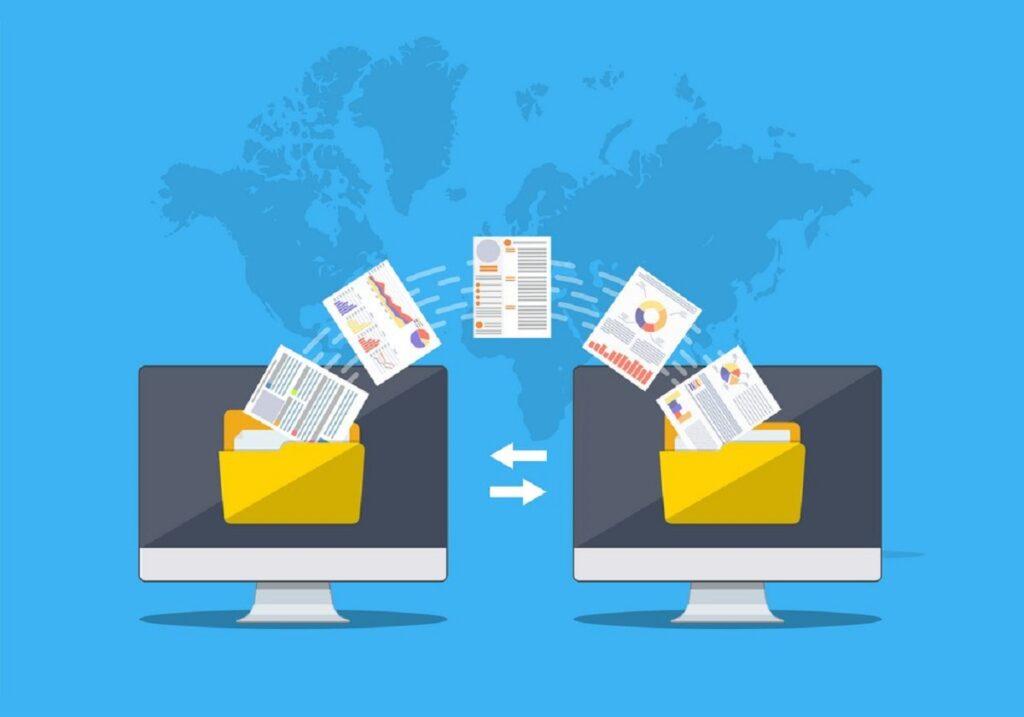 کسب درآمد از طریق اشتراک فایل های رایگان در شبکه های اجتماعی